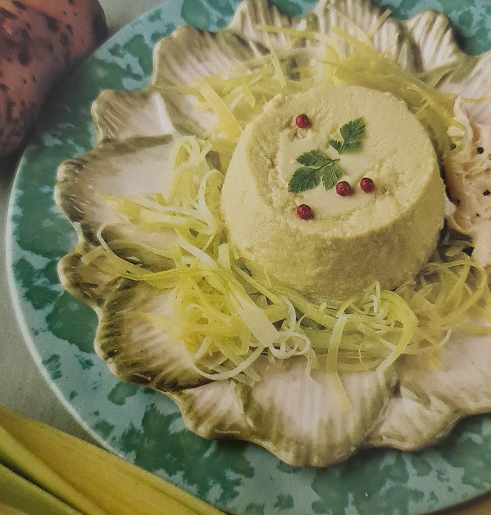 Darioles de poireaux et pommes de terre
